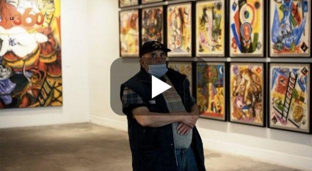 L'ATELIER 21 يستقبل ابداعات الفنان التشكيلي محمد عبد الوقار