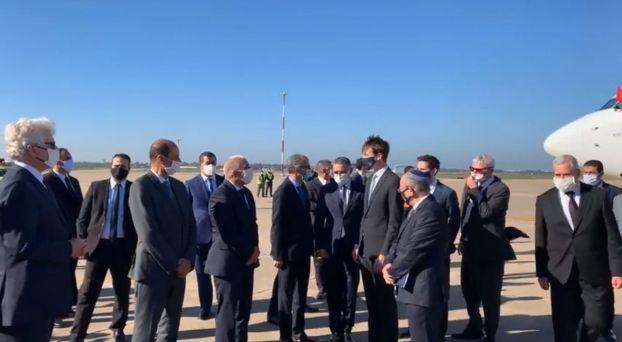 وصول الوفد الأمريكي الأسرائيلي إلى الرباط
