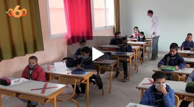cover: دروس دعم مجانية لفائدة تلاميذ الأسر الهشة بآيت ملول