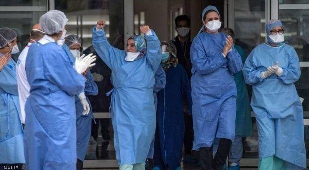 الأطباء المغرب كورونا