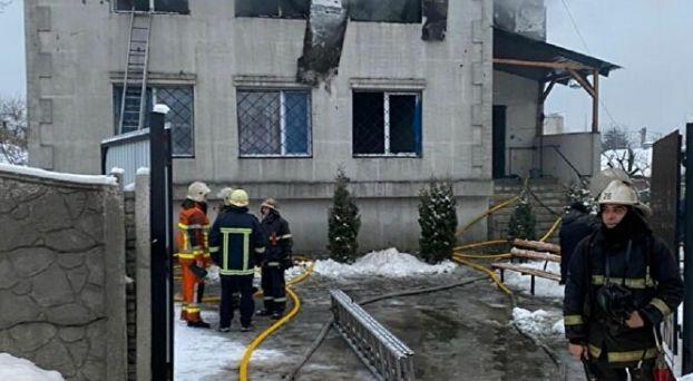 دار رعاية بأوكرانيا