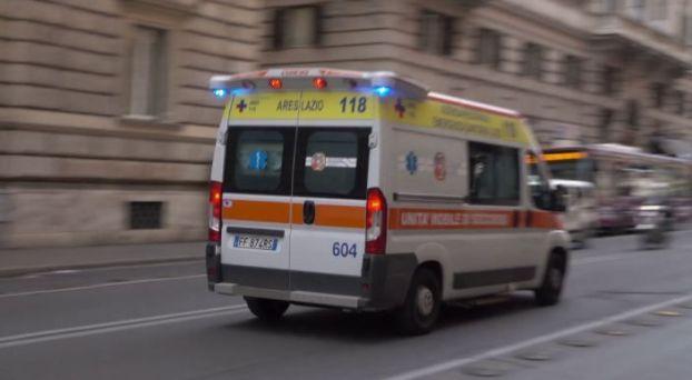 سيارة إسعاف إيطاليا