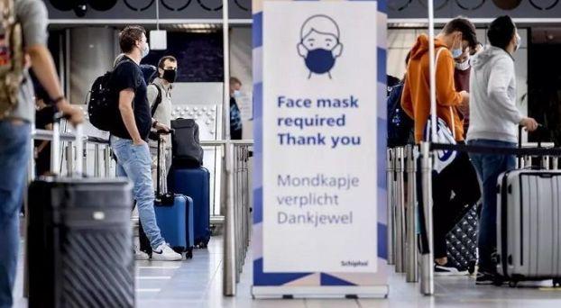 مطار بأوروبا