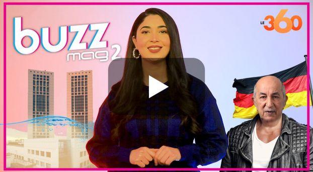 "Cover : Buzz Mag. S2(EP1) :تداعيات فيضانات البيضاء/ عودة مسلسل اختفاء ""تبون""/ نداء استغاثة الطفل عبد السلام"
