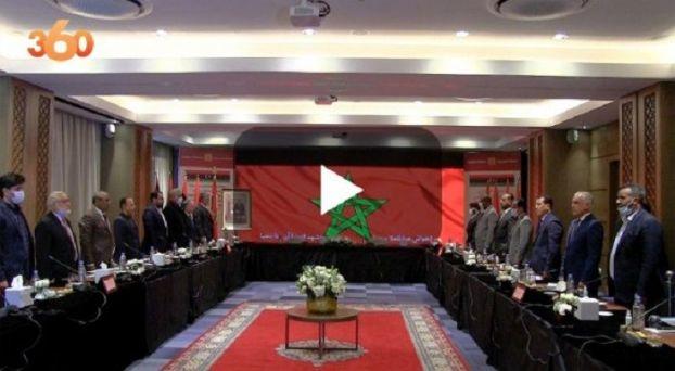 بوزنيقة: افتتاح الجولة الخامسة من الحوار البرلماني الليبي