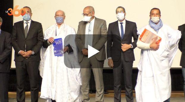 Cover Vidéo - Tourisme: Abdellatif Kebbaj, élu personnalité de l'année