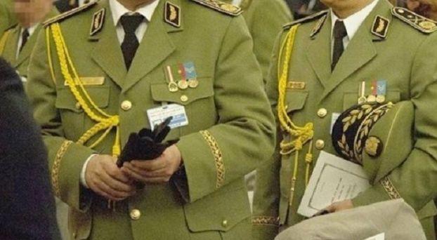 جنرالات جزائريون