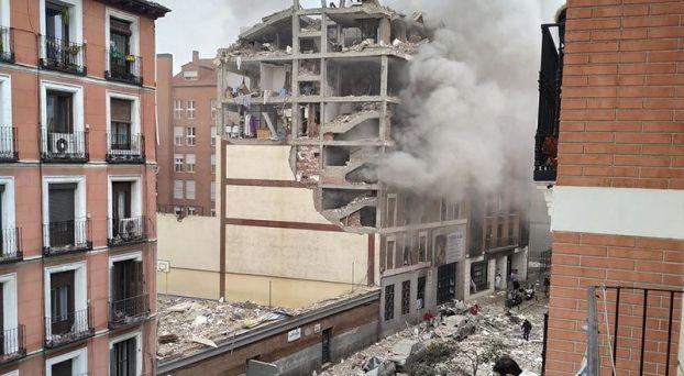 انفجار مدريد