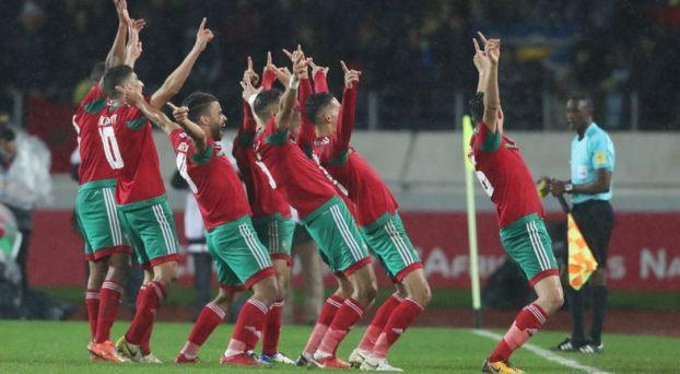 المنتخب المحلي المغرب