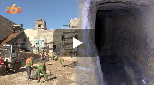 Cover_Vidéo: داخل ممرات وسراديب سرية أكتشفت بطنجة