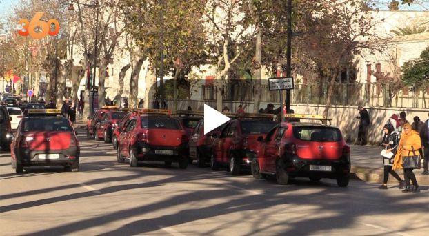 Cover_Vidéo: رفع أسعار التاكسيات الصغيرة بفاس يُغضب السكان