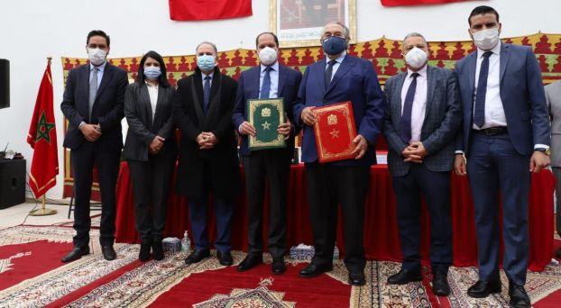 توقيع اتفاقيات شراكة بين أكاديمية التعليم بالبيضاء ومتحف التراث اليهودي المغربي