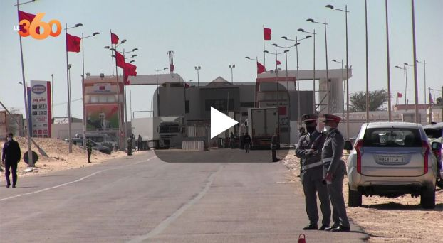 Cover_Vidéo: المجلس الجهوي للداخلة يبعث برسائل قوية من معبر الكركرات