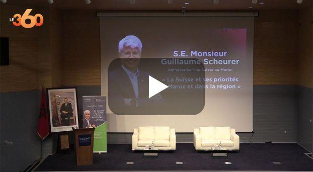Cover_Vidéo: من فاس.. السفير السويسري يبحث سبل التعاون بين جامعات بلاده ونظيراتها المغربية
