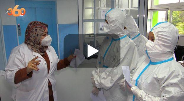 Cover_Vidéo: الممرضة حنان.. مثال للتفاني والجدية بجناح كوفيد-19 بطنجة