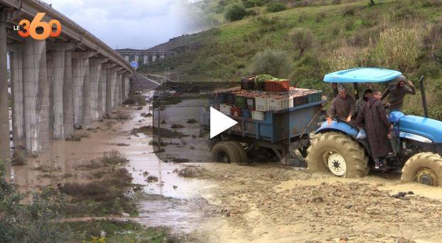 Cover Vidéo -  أمطار وسيول تحدث فيضانات تسببت بخسائر بالقصر الصغير