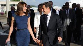 ساركوزي وكارلا