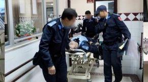 إصابة الشرطة