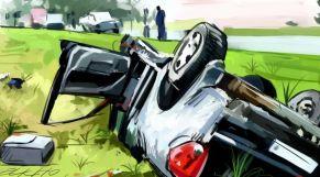 حادثة سير