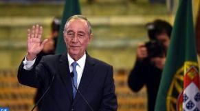 الرئيس البرتغالي مارسيليو
