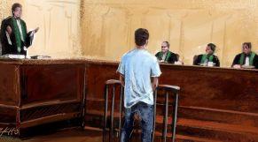 محاكمة متهم