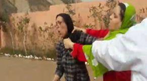 اعتداء على معلمة