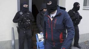 شرطة ألمانيا تداهم