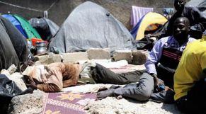 مهاجرون بالجزائر