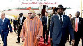الملك جنوب السودان