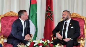الملك العاهل الأردني