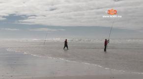 Cover Video -Le360.ma •  بالفيديو: طنجة...متعة الصيد بالقصبة تقود صيادين لتنظيم تظاهرة بشاطئ الهوارة