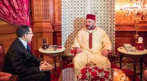 الملك يعين العثماني رئيسا للحكومة