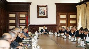 مجلس حكومة العثماني