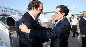 رئيس حكومةتونس والعثماني