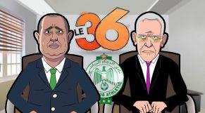 "cover Video - Le360.ma •"" حسبان والوزير الداودي في قبضة لابريكاد 36  """