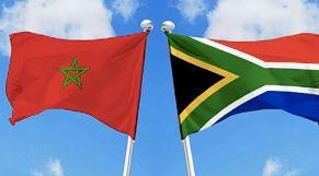 المغرب جنوب إفريقيا