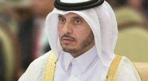الوزير الأول القطري عبد الله بن ناصر بن خليفة