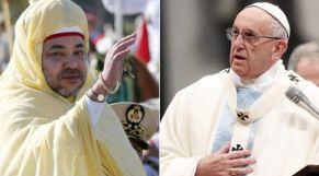 الملك والبابا