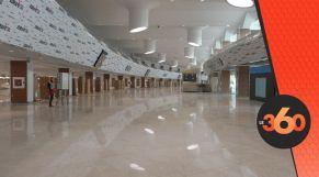 غلاف فيديو - Les premières images du nouveau Terminal 1 de l'aéroport Mohammed V de Casablanca