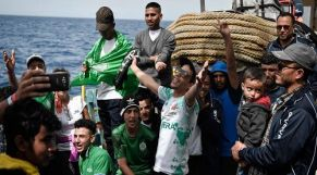 مهاجرين رجاويين