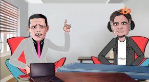 cover Video - Le360.ma •صراع بين يونس بولماني وصاحبو مول الكوستيم ولابريكاد 36 تتدخل