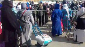 cover vidéo: Le360.ma •سلطات سبتة تتسبب في احتجاجات عارمة بمعبر سبتة المحتلة