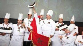 مسابقة للطبخ بمراكش