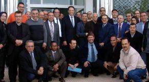 جمعية ضباط الصحة العاملين بنقاط العبور