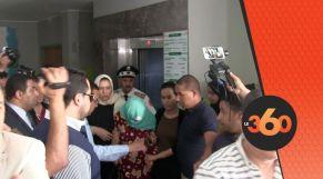 cover:  إعادة تمثيل جريمة اختطاف رضيعة من مستشفى الهاروشي