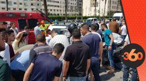 cover Video -Le360.ma • طنجة.13 ضحية في سقوط سيارة اجرى بوادي