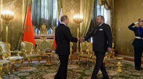 الملك بوتين