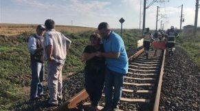 حادث قطار بتركيا
