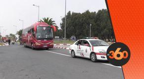 cover vidéo: Le360.ma •طنجة. هكذا تم استقبال برشلونة واشبيلية بمطار طنجة