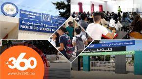 غلاف فيديو - أجواء بداية الموسم الجامعي لفائدة أزيد من 900 ألف طالب جامعي